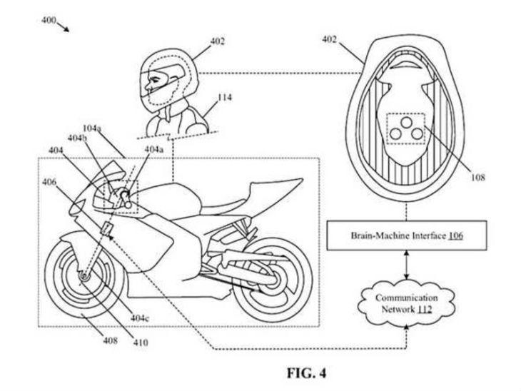 होंडा ने मोटरसाइकिल के लिए माइंड रीडिंग तकनीक का पेटेंट कराया, जानिए कैसे करेगी काम|टेक & ऑटो,Tech & Auto - Dainik Bhaskar