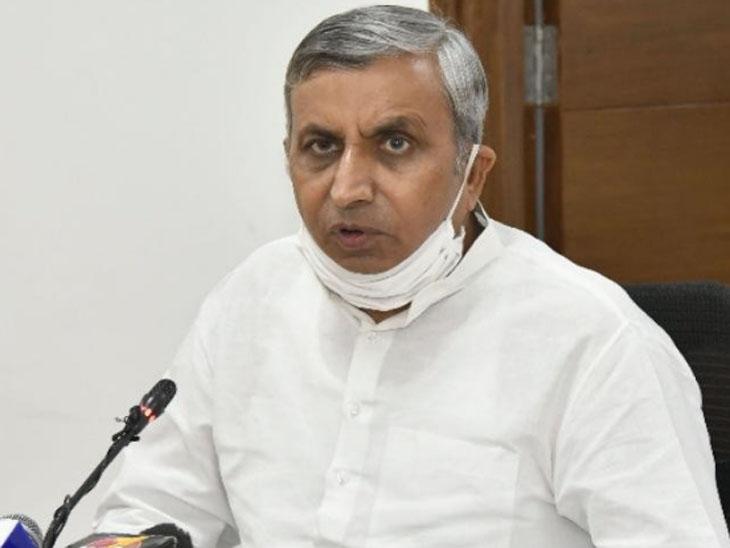JP Dalal; Haryana Agriculture Minister JP Dalal Receives Life Threat   हरियाणा के खेतीबाड़ी मंत्री JP दलाल को गोली मारने की धमकी, केस दर्ज करके जांच में जुटी पुलिस - Dainik Bhaskar