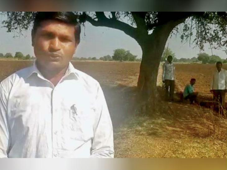 वो कहते हैं,' MSP नहीं मिलने से मुझे 2 लाख का घाटा हुआ, मैं किसान आंदोलन का सपोर्ट करता हूं'|DB ओरिजिनल,DB Original - Dainik Bhaskar