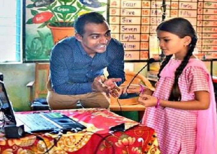 रणजीत ने आठ देशों के 5,000 से ज्यादा छात्रों की शांति सेना बनाई है।