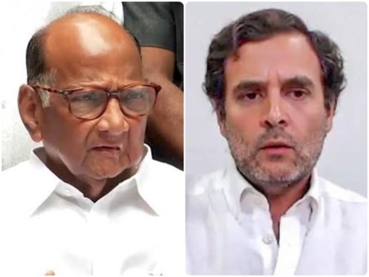NCP चीफ ने कहा- देश चलाने के लिए उनमें निरंतरता की कमी है, बराक ओबामा की किताब में टिप्पणी सही नहीं थी|मुंबई,Mumbai - Dainik Bhaskar