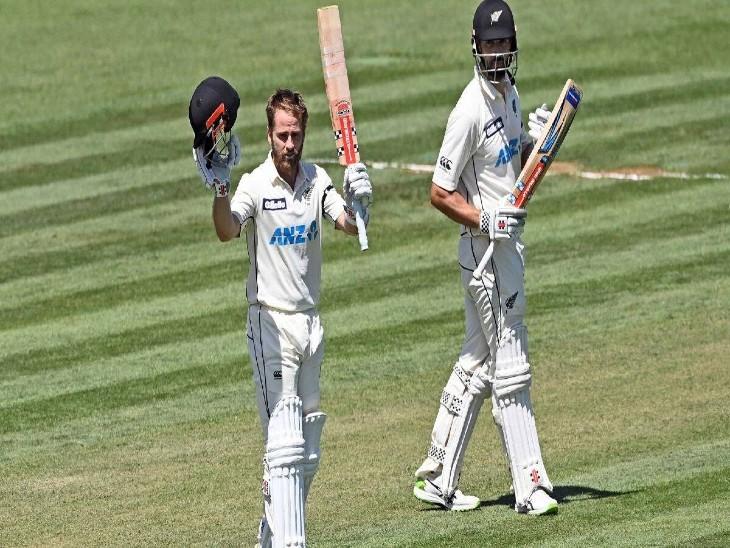 न्यूजीलैंड ने विंडीज के खिलाफ 519 रन पर पारी घोषित की; केन ने बनाए 251 रन|स्पोर्ट्स,Sports - Dainik Bhaskar