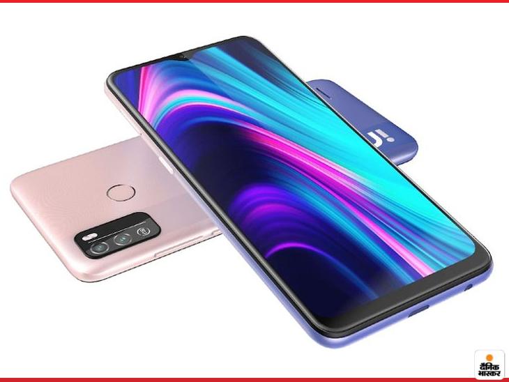 10 दिसंबर को होगी माइक्रोमैक्स in 1b स्मार्टफोन की सेल, 5% कैशबैक मिलेगा और नो कोस्ट EMI पर खरीद पाएंगे|टेक & ऑटो,Tech & Auto - Dainik Bhaskar