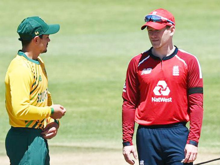 साउथ अफ्रीका का एक खिलाड़ी कोरोना पॉजिटिव, इंग्लैंड के खिलाफ मैच से 1 घंटे पहले जानकारी दी|स्पोर्ट्स,Sports - Dainik Bhaskar