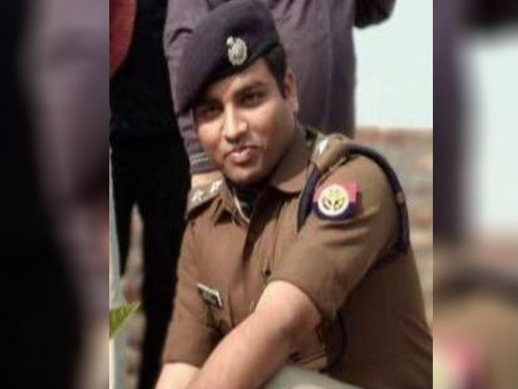 ललितपुर SP हुए कोरोना पॉजिटिव, होम आइसोलेशन में गए; शुक्रवार को संभाला था जिले का कार्यभार|उत्तरप्रदेश,Uttar Pradesh - Dainik Bhaskar