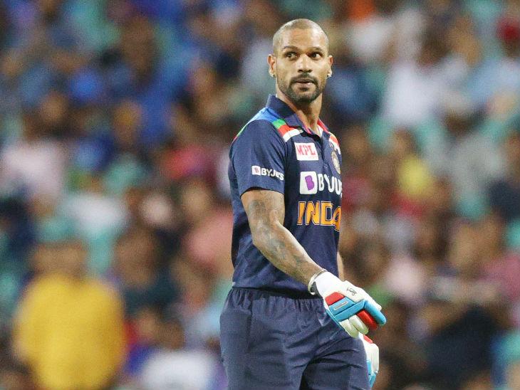 भारतीय टीम के लिए ओपनर शिखर धवन ने 36 बॉल पर सबसे ज्यादा 52 रन की पारी खेली।