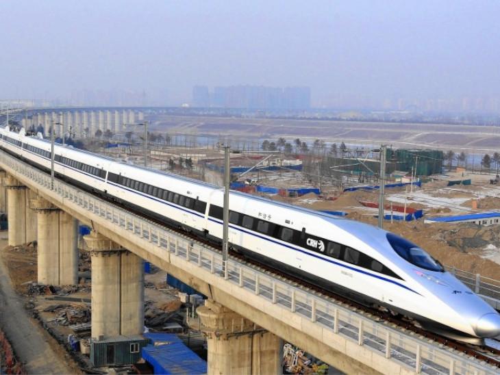 दिल्ली-अमृतसर के बीच बनेगा हाई-स्पीड रेल कॉरिडोर, NHSRCL ने ऑनलाइन मांगे ओपन ई-टेंडर बिजनेस,Business - Dainik Bhaskar