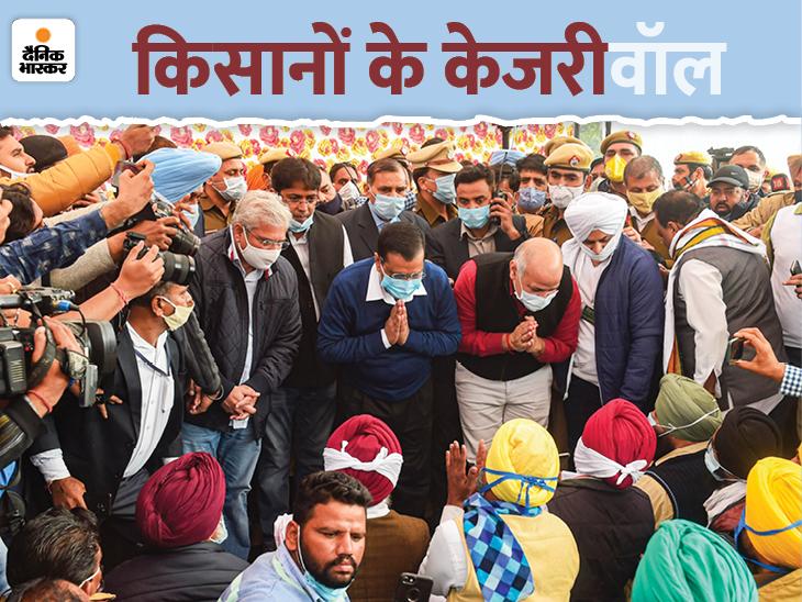 Farmers Protest: Kisan Andolan Delhi Burari LIVE Update | Haryana Punjab Farmers Delhi Chalo March Latest News Today 7 December | किसानों से मिलने जा रहे अखिलेश यादव हिरासत में लिए गए; केजरीवाल बोले- भारत बंद को हमारा समर्थन