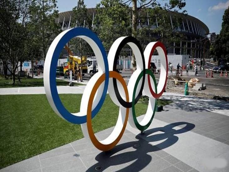 टोक्यो ओलिंपिक इसी साल ही होना था। लेकिन कोरोना की वजह से इसे एक साल के लिए टाल दिया गया था। - Dainik Bhaskar