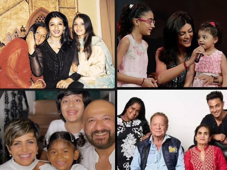 सिद्धार्थ आनंद से पहले, सुष्मिता सेन, रवीना टंडन समेत, इन बॉलीवुड सेलेब्स ने बच्चे गोद लेकर कायम की बड़ी मिसाल बॉलीवुड,Bollywood - Dainik Bhaskar