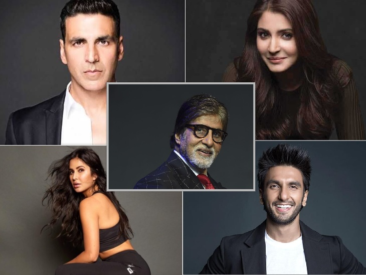 Forbes Most Influential Digital Star: From Amitabh Bachchan, Akshay Kumar to Hrithik Roshan, these are the 10 biggest social media influencers in Bollywood