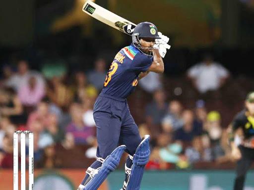 हार्दिक पंड्या को ऑस्ट्रेलिया के खिलाफ तीन टी-20 मैचों की सीरीज में मैन ऑफ द सीरीज रहे। उन्होंने पहले टी-20 में 16, दूसरे में नाबाद 42 और  तीसरे में 13 रन बनाए। - Dainik Bhaskar