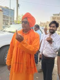 सांसद सुमेधानंद का कहना, 'जिला प्रमुख तो तय, 12 में से 9 पंचायत समितियों में प्रधान भी हमारा होगा'|सीकर,Sikar - Dainik Bhaskar