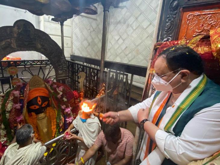 BJP president Jagat Prakash Nadda, Bharatiya Janata Party, West Bengal assembly election 2021, Assembly Election 2021 | नड्डा बोले- सोनार बांग्ला के लिए 130 कार्यकर्ताओं ने जान गंवाई, अगले चुनाव में हम 200 सीटें जीतेंगे