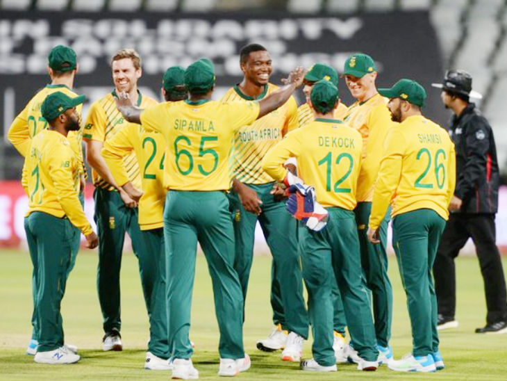 14 साल बाद पाकिस्तान दौरे पर जाएगी साउथ अफ्रीकी टीम, पिछले 15 महीनों में वहां जाने वाली चौथी टीम होगी|स्पोर्ट्स,Sports - Dainik Bhaskar