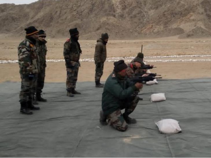 7 दिसंबर को किए गए ट्रायल में कार्बाइन सेना के सभी पैरामीटर पर खरी उतरी।