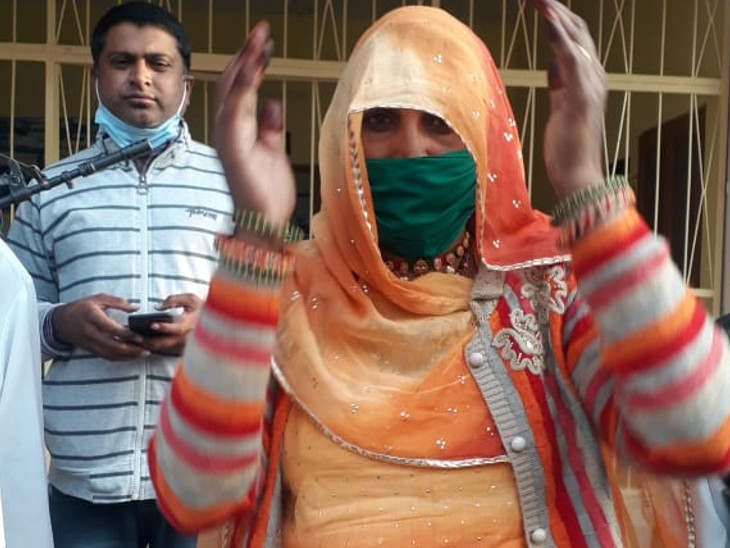 21 में से 12 मत लेकर मीरां बनीं परबतसर की प्रधान, भाजपा हुई भितरघात की शिकार नागौर,Nagaur - Dainik Bhaskar