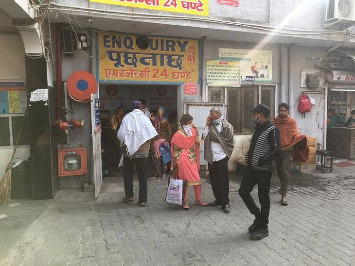 पानीपत में सुबह से ही परेशान घूमते रहे मरीज, नहीं मिले डॉक्टर|पानीपत,Panipat - Dainik Bhaskar