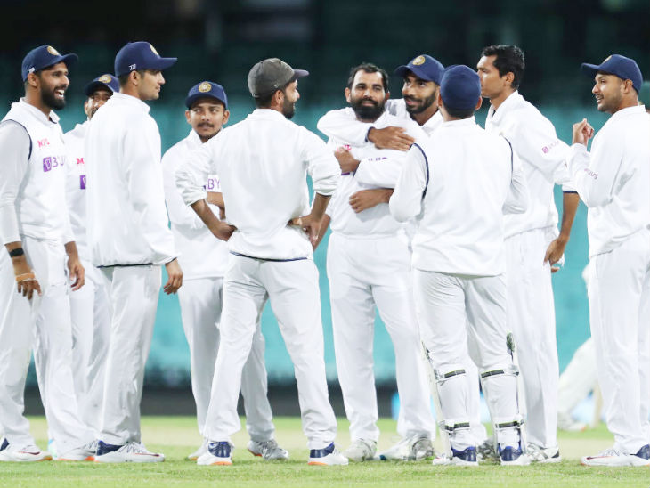 बुमराह की फिफ्टी से भारत का स्कोर 194 रन, शमी-सैनी ने ऑस्ट्रेलिया को समेटा, टीम इंडिया को 86 रन की बढ़त|स्पोर्ट्स,Sports - Dainik Bhaskar