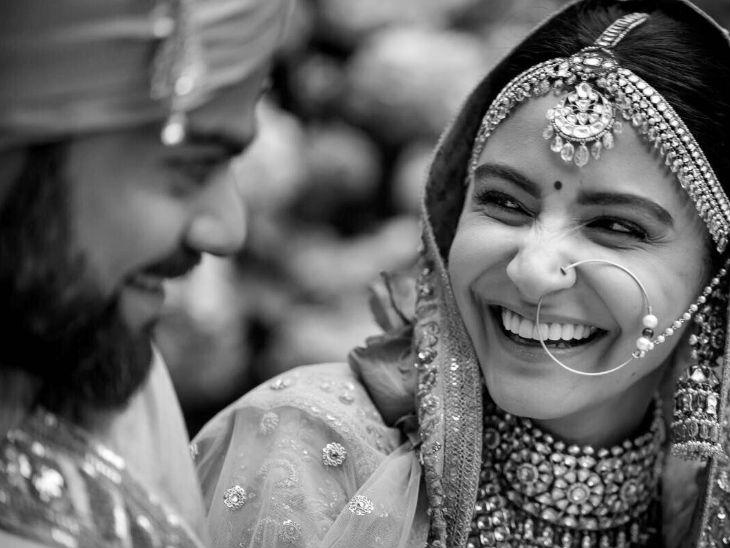 विराट कोहली और अनुष्का शर्मा ने 11 दिसंबर 2017 को इटली में शादी की थी। अब दोनों जल्द ही पेरेंट्स बनने वाले हैं। - Dainik Bhaskar
