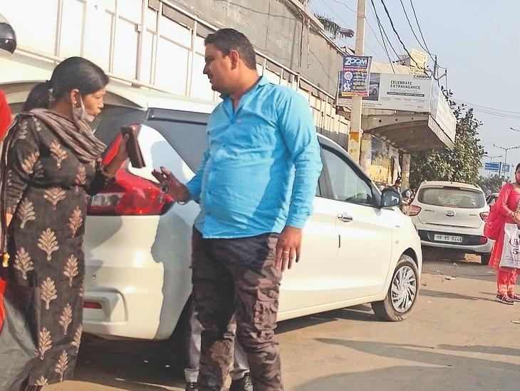 किसान के कारण दिल्ली दूर बता कैब का किराया दाेगुना, बुकिंग रेट भी बढ़ाए|रोहतक,Rohtak - Dainik Bhaskar