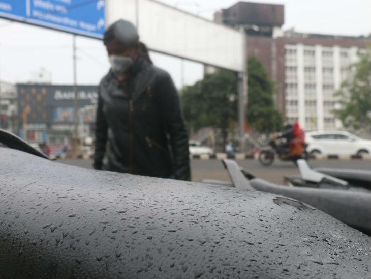 भोपाल में 6.7 और इंदौर में 10.1 मिमी बारिश; सबसे ज्यादा बड़वानी में 32 मिमी रिकॉर्ड की गई, अब कोहरा होगा|मध्य प्रदेश,Madhya Pradesh - Dainik Bhaskar