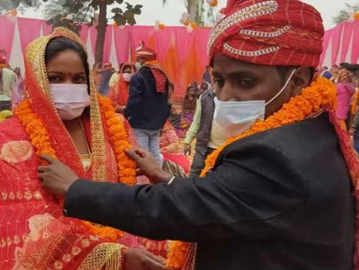 गोरखपुर में हुई अनोखी शादी: मां ने पहले बेटी का कन्यादान किया, फिर अपने देवर के साथ फेरे लिए
