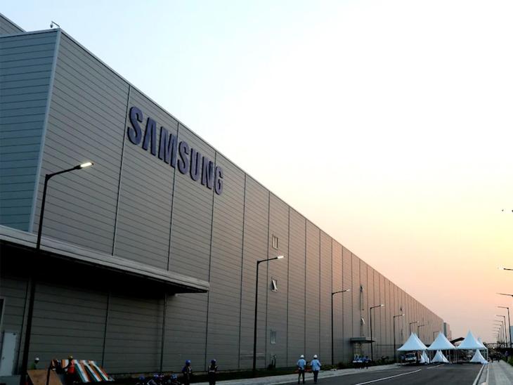 सैमसंग अपनी डिस्प्ले फैक्ट्री नोएडा में शिफ्ट करेगी, 4825 करोड़ रुपए निवेश किया जाएगा|टेक & ऑटो,Tech & Auto - Dainik Bhaskar