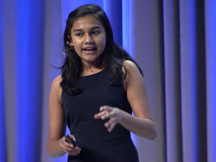 10 की उम्र से शुरू की रिसर्च, 6 इनोवेशन अपने नाम कर चुकी गीतांजलि का साइंटिफिक सुपरहीरो बनने का है लक्ष्य|करिअर,Career - Dainik Bhaskar