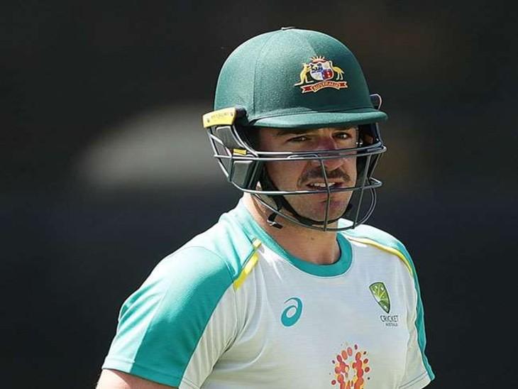 ऑल राउंडर मोइस हेनरिक्स हैमस्ट्रिंग के कारण इंडिया ए के खिलाफ अभ्यास मैच में ऑस्ट्रेलिया ए टीम से बाहर हो गए थे। वे पहले टेस्ट मैच के लिए मिशेल स्टार्क के साथ एडिलेड पहुंचेगे। - Dainik Bhaskar