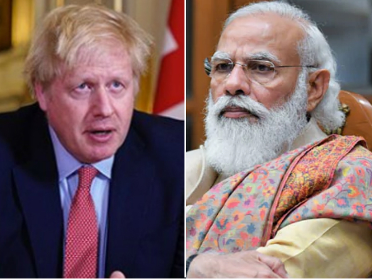 ब्रिटेन के PM बोरिस जॉनसन गणतंत्र दिवस के मुख्य अतिथि होंगे, G-7 समिट के लिए मोदी को आमंत्रित किया देश,National - Dainik Bhaskar