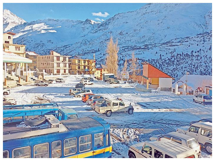 Plains colder than the mountains: 4 districts of Haryana colder than  Shimla, mercury in Mount Abu, Rajasthan - DIGIWORLDBLOG