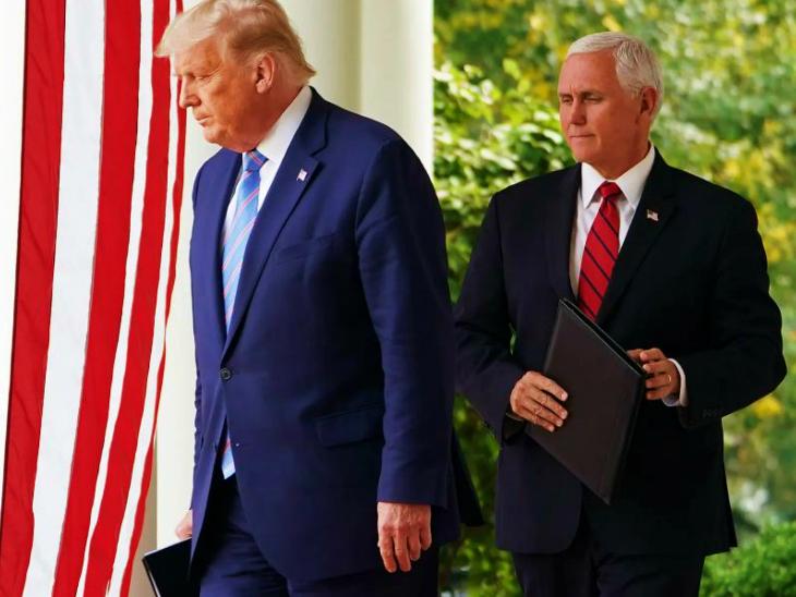 अमेरिकी राष्ट्रपति डोनाल्ड ट्रम्प जल्द ही देश के लोगों से वैक्सीनेशन कराने की अपील करेंगे। व्हाइट हाउस के मुताबिक, मेडिकल टीम की एडवाइज पर राष्ट्रपति खुद भी वैक्सीन लगवाने तैयार हैं। ट्रम्प अक्टूबर में संक्रमित हुए थे। (फाइल)
