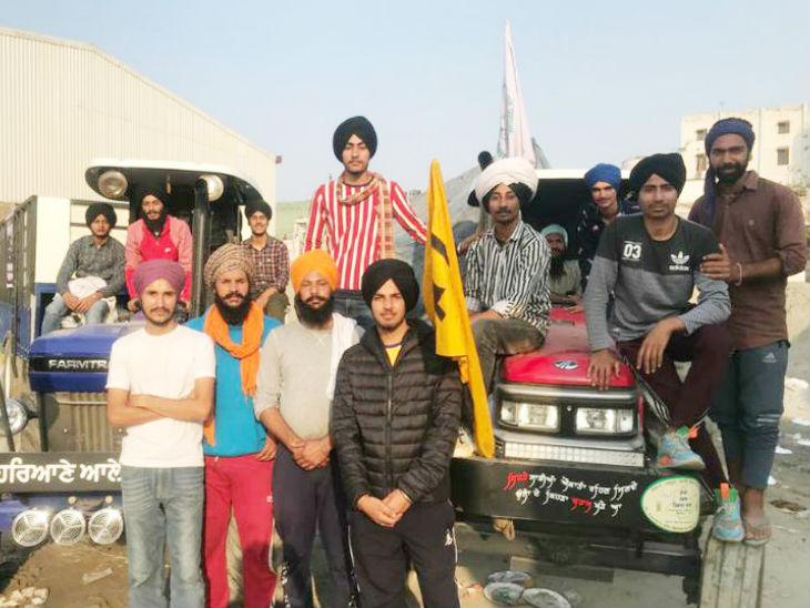 जिस परिवार ने अपने लिए दो बोरी राशन बचाया था, उसने भी एक बोरी आंदोलन के लिए दान दिया|DB ओरिजिनल,DB Original - Dainik Bhaskar