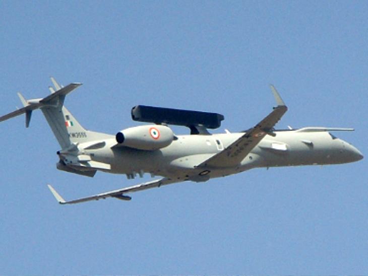 वायुसेना के लिए DRDO 6 नए टोही विमान बनाएगी, पाकिस्तान और चीन सीमा की निगरानी में मदद मिलेगी|देश,National - Dainik Bhaskar