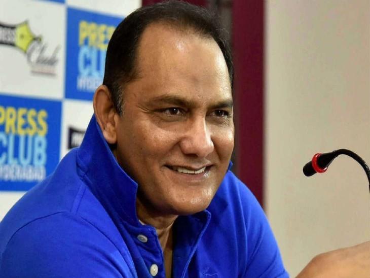 पूर्व भारतीय कप्तान मोहम्मद अजहरुद्दीन का मानना है कि टेस्ट सीरीज जीतने के लिए टीम इंडिया को ज्यादा रन स्कोर करने होंगे। - Dainik Bhaskar