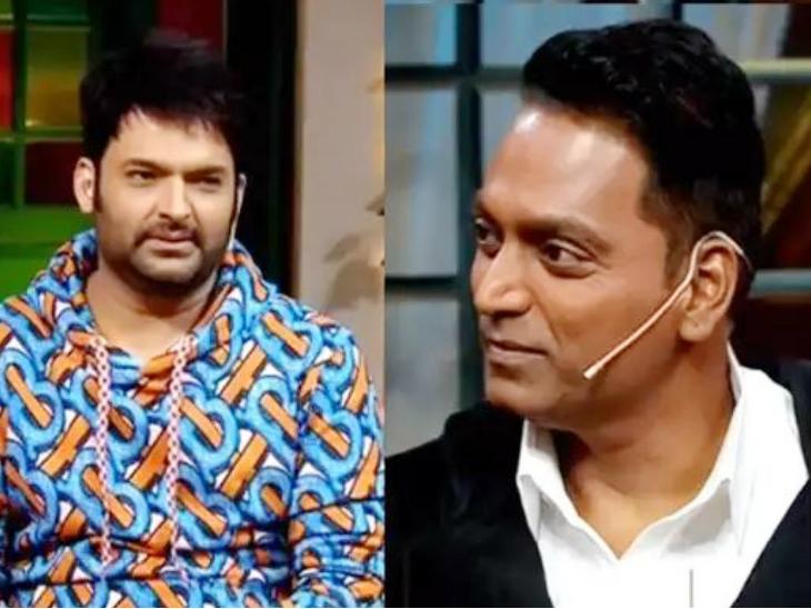 कोरियोग्राफर गणेश आचार्य ने घटाया 100 किलो वजन, कपिल शर्मा बोले- आपने तो 2 आदमी गायब कर दिए|बॉलीवुड,Bollywood - Dainik Bhaskar