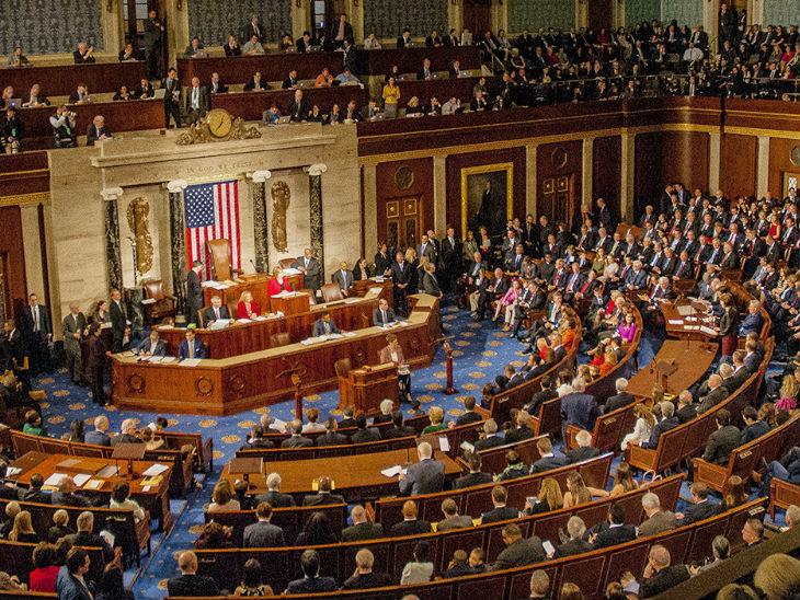 अमेरिकी संसद में डिफेंस पॉलिसी बिल पास, इसमें भारत-चीन सीमा पर तनाव का भी जिक्र|विदेश,International - Dainik Bhaskar