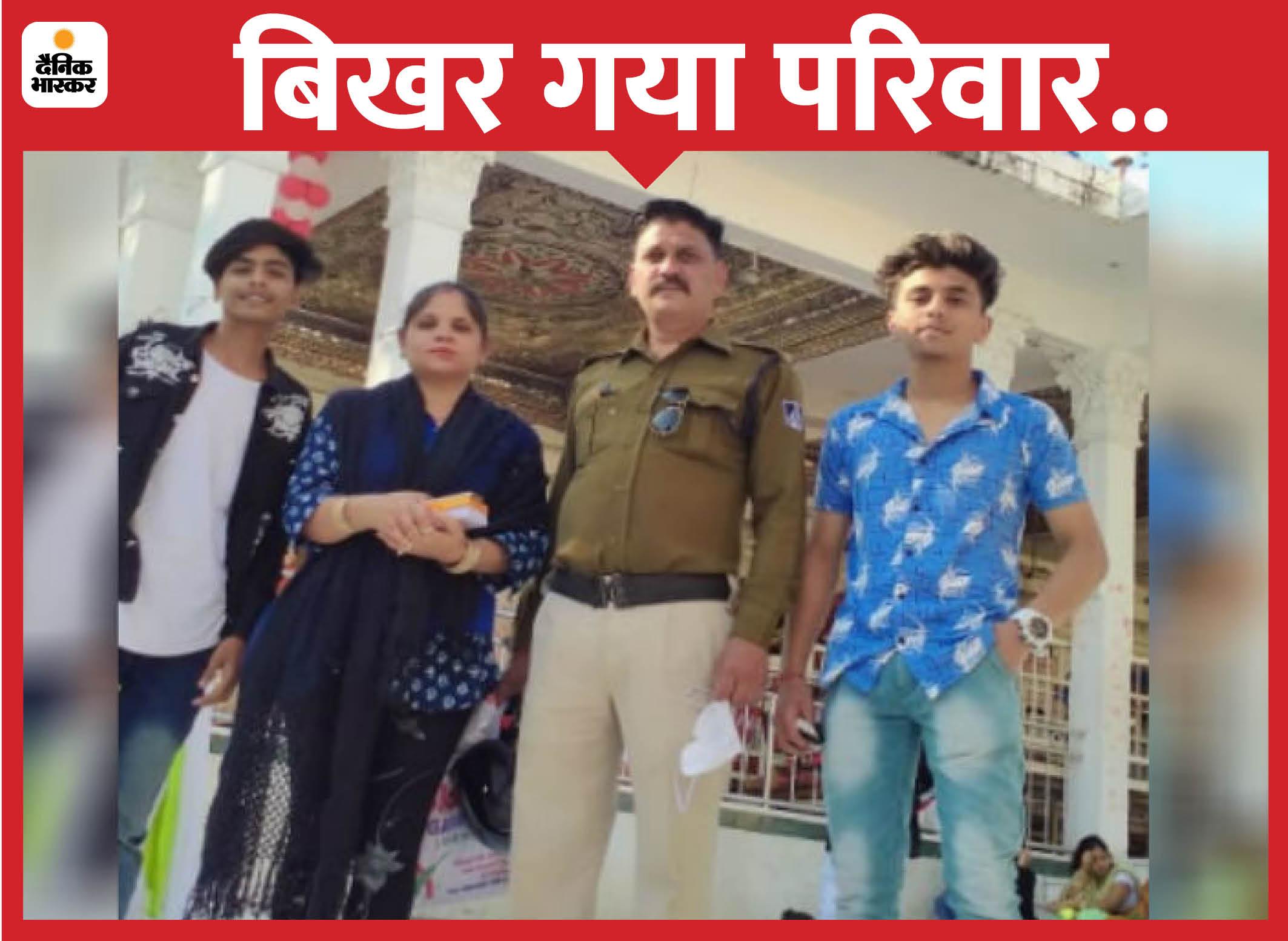 सीसीटीवी और बेटी का मोबाइल पहले से बंद, दूसरे फोन से दोस्त को मैसेज भेजा- देखना मम्मी-पापा को कुछ पता न चले इंदौर,Indore - Dainik Bhaskar