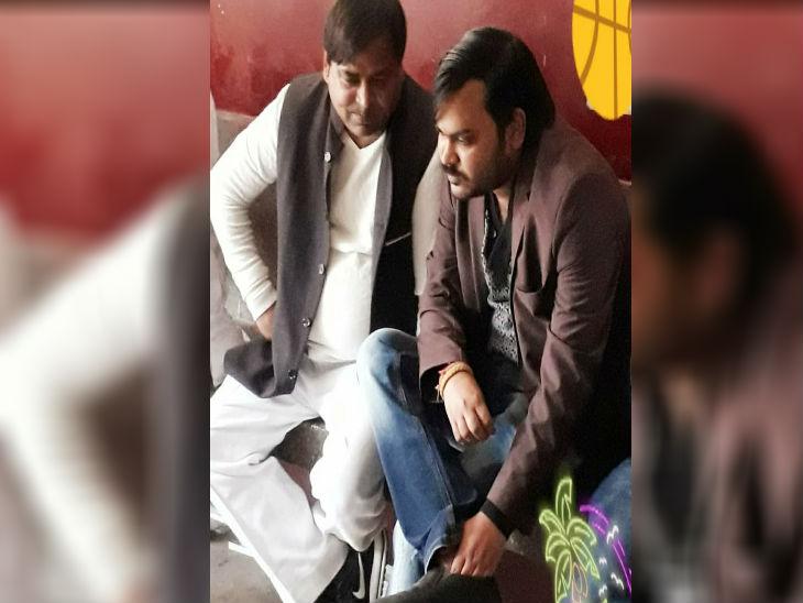 पूर्व खनन मंत्री गायत्री प्रजापति का बेटा गिरफ्तार, धोखाधड़ी के मुकदमे में चल रहा था वांछित|लखनऊ,Lucknow - Dainik Bhaskar