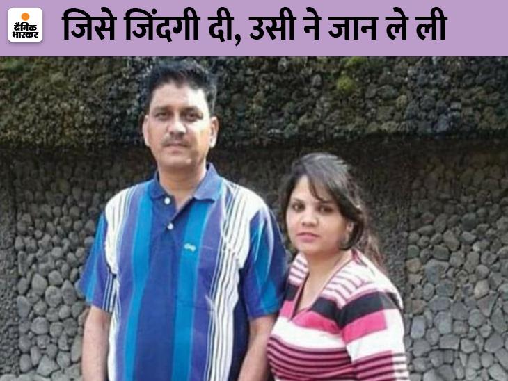 पिता ने बेटी, उसके प्रेमी को मारा था थप्पड़, प्रेमी बोला- देख लूंगा; रतलाम से पकड़ाए एक लाख रुपए लेकर राजस्थान भाग रहे दोनों हत्यारे इंदौर,Indore - Dainik Bhaskar