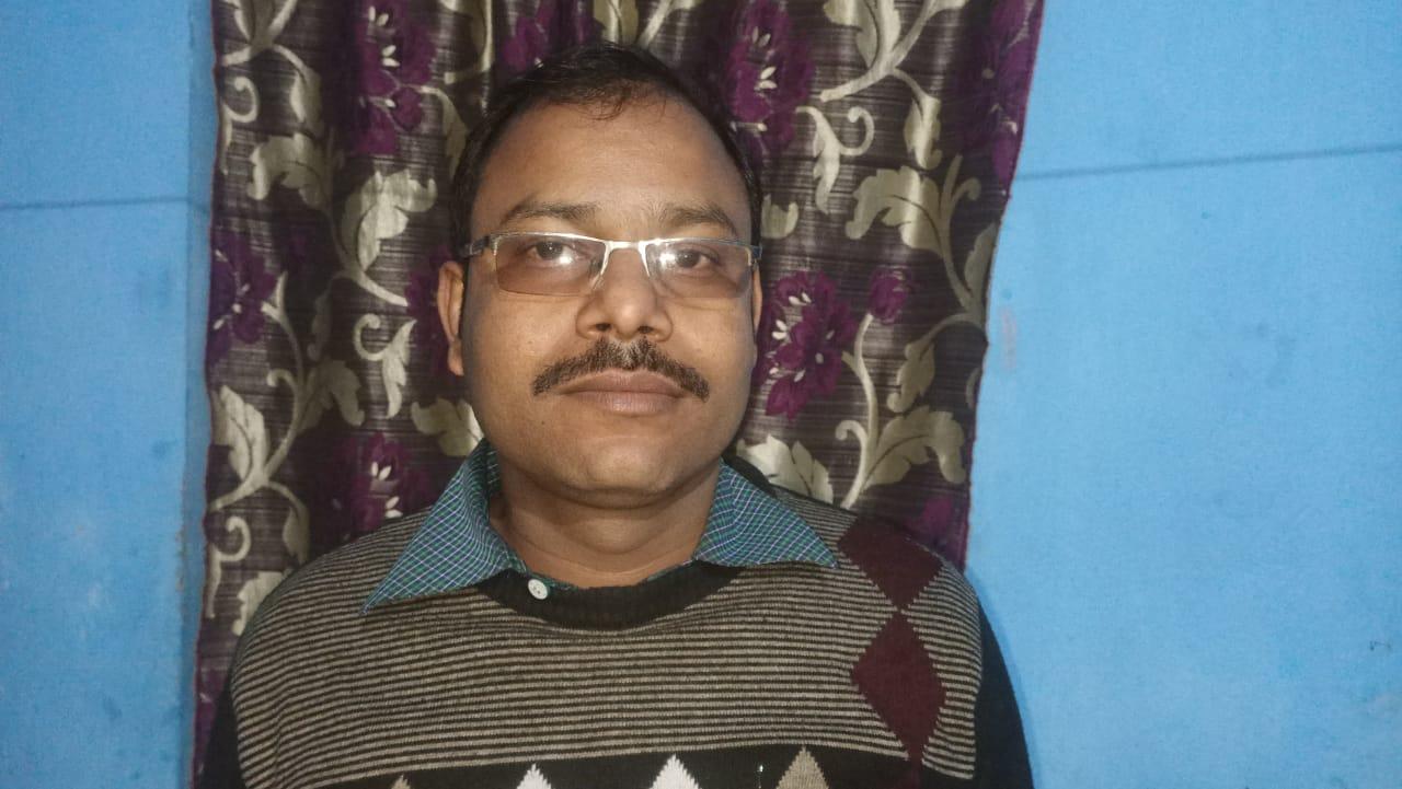 सर्वेश कुमार।