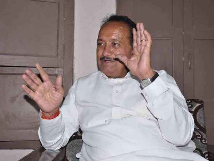 गहलोत के सिपहसालार सोलंकी को एसीबी से बड़ी राहत, भ्रष्टाचार के मामलों में लगाई एफआर जोधपुर,Jodhpur - Dainik Bhaskar