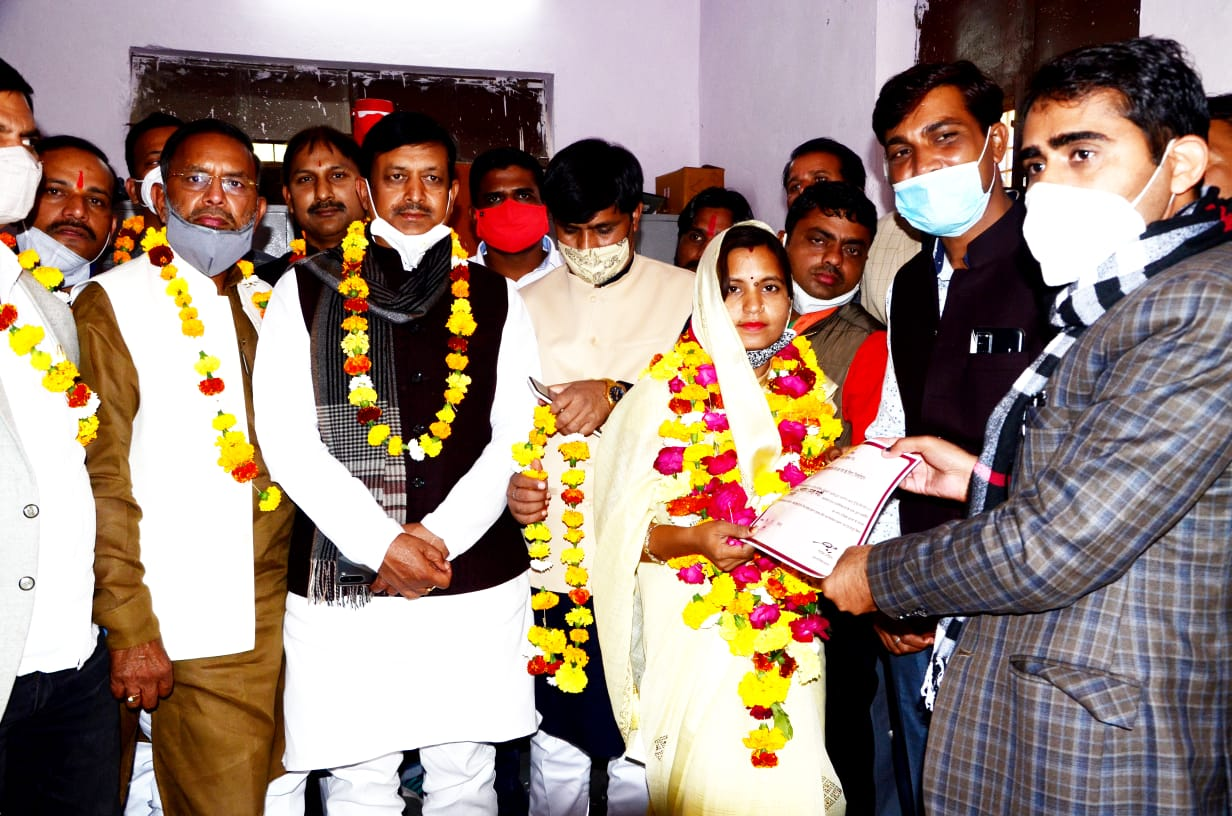 कोटा में निर्दलीयों की मदद से इटावा में 'कमल' खिला, रामगंजमंडी में 'पंजे' की हुई जीत|कोटा,Kota - Dainik Bhaskar