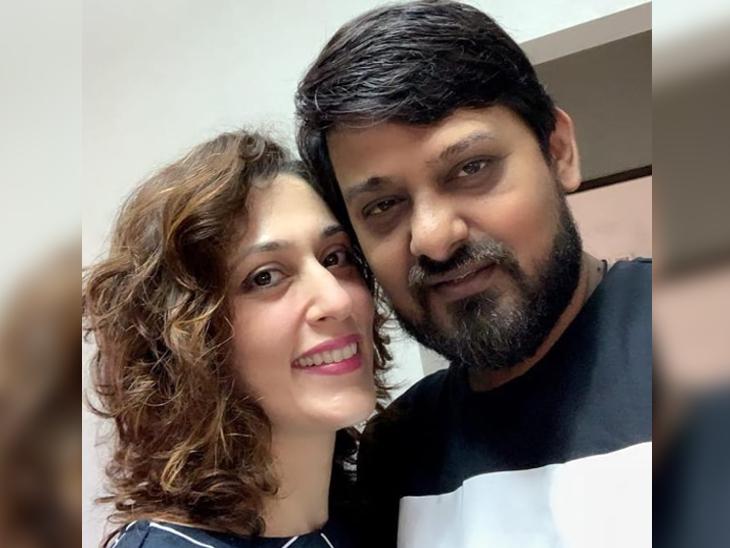 म्यूजिक कंपोजर वाजिद खान की पत्नी कमलरुख बोलीं- वाजिद ने तलाक की धमकी दी थी, हम 6 साल से अलग रह रहे थे|बॉलीवुड,Bollywood - Dainik Bhaskar