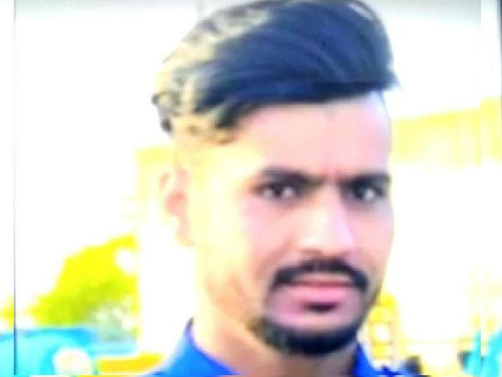 दोस्तों के साथ पार्टी करने गया था युवक, अज्ञात वाहन ने मारी टक्कर, इलाज के दौरान मौत|कोटा,Kota - Dainik Bhaskar