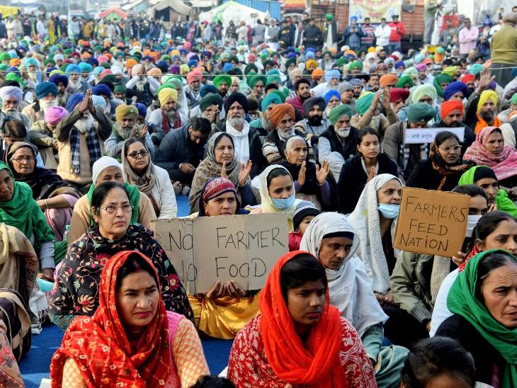 सरकार से बातचीत के न्योते पर किसान आज फैसला लेंगे; भूख हड़ताल भी करेंगे