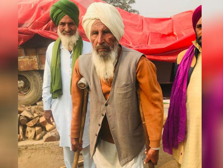 भारतीय किसान यूनियन एकता (उगराहां) के आह्वान पर पंजाब के मालवा क्षेत्र के गांव-गांव से किसान दिल्ली बॉर्डर पहुंचे हैं।
