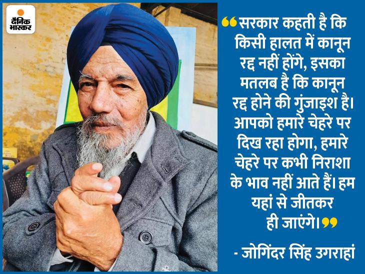 किसान नेता बोले- हम सरकार के दांव-पेंच समझ चुके हैं, जब सरकार सख्ती दिखाती है, तो वह झुकने वाली होती है|DB ओरिजिनल,DB Original - Dainik Bhaskar
