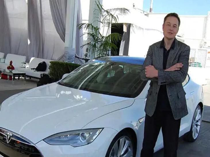 एलन मस्क ने एपल को दिया था सस्ते में टेस्ला खरीदने का ऑफर; टिम कुक ने मीटिंग तक से किया था इंकार, अब बनाने जा रही इलेक्ट्रिक कार|बिजनेस,Business - Dainik Bhaskar